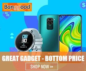 Snap the best deals at Banggood.com
